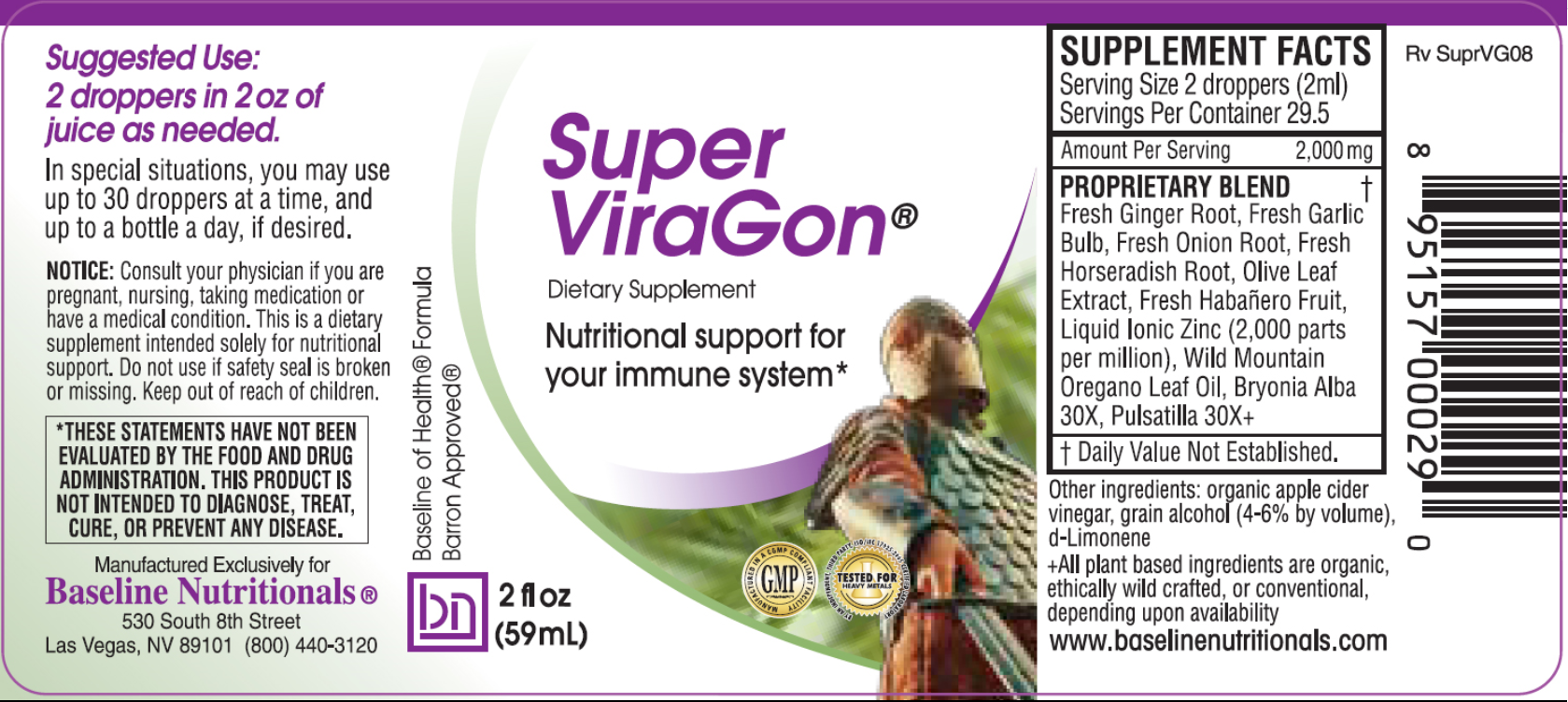 super-viragon-label